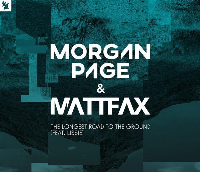 Morgan Page – The Longest Road To The Ground
