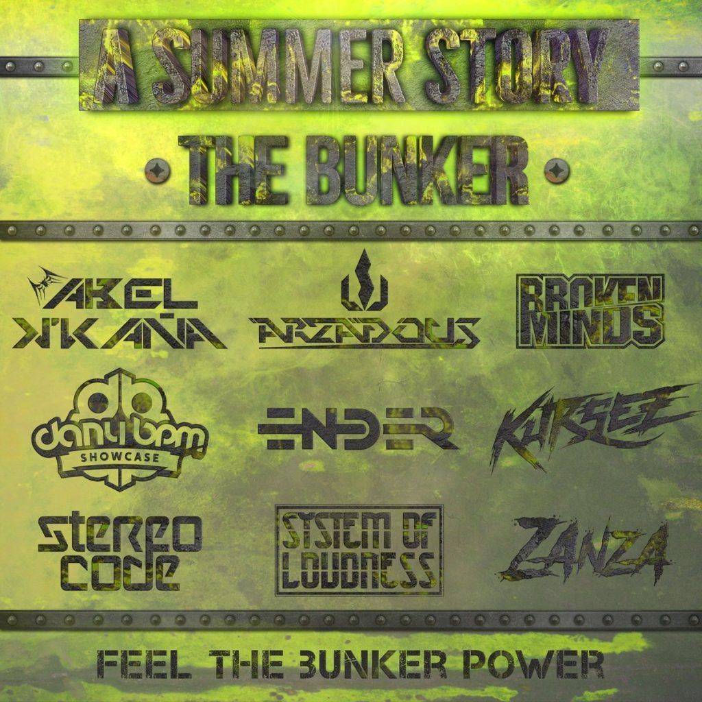 A Summer Story The Bunker