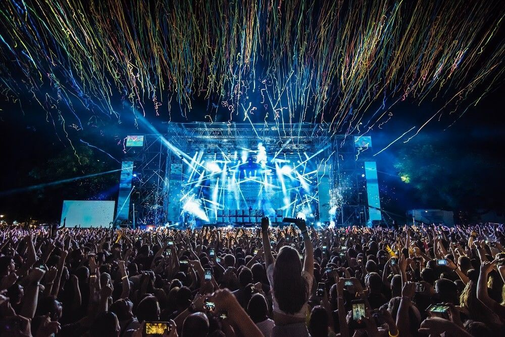 EXIT Festival - Main stage